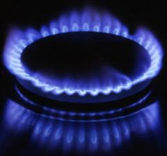 Servicios de abastecimiento con gas