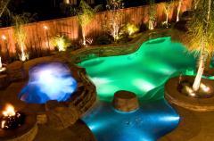 Fabricación de piscinas