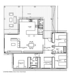 Plano Casa Madera