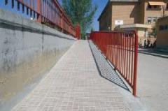 Supresión de barreras arquitectónicas