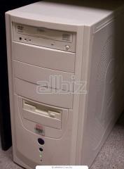 Reparación de ordenadores y portátiles