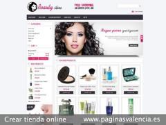 Diseño de tienda online en Valencia