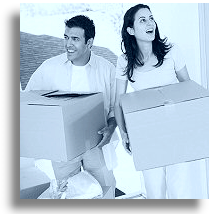 Servicios de mudanzas internacionales seguros y de
