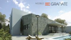Chalet independiente de 107 m2 construidos