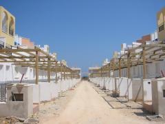 Servicios de construcción de pergolas