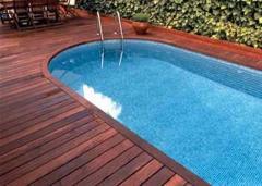 Servicios de entarimado de piscinas
