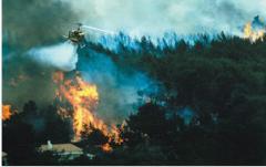 Servicios integrales en la lucha contra incendios forestales