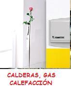 Servicios de instalación de calderas de gas,