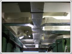 Servicios de Distribución de Aire por conductos de fibra de vidrio