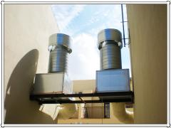 Servicios de Ventilación, Extracción y Renovación de Aire