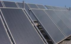 Servicios de obtención de Energía Solar Térmica