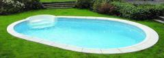 Servicios de construcción de piscinas