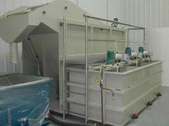 Servicios de Tratamiento de aguas y residuos