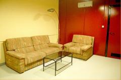 Alquiler de sala de estar