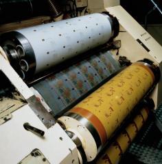 Impresión en offset papel continuo impreso y artes gráficas en general