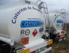 Cisternas con Bomba y Contador