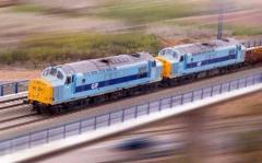 Transporte ferrocarril