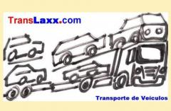 Servicios de transportación