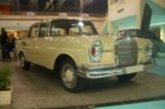 Mercedes 220 Se Colas (1962)