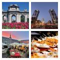 Мадрид — обзорный классический маршрут