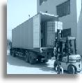 Servicios de transporte terrestre internacional
