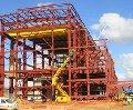 Montaje de estructuras metálicas